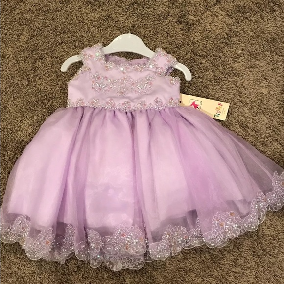 Tiptop Other - 24 Months Pageant Crowning Flower girl  Dress NWT!